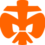 Lilie Orangefarben